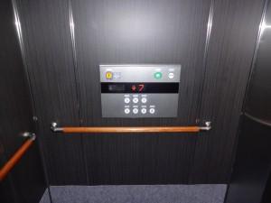 車椅子用操作ボタン